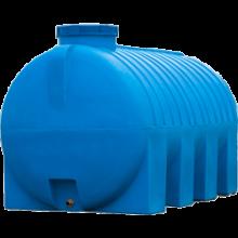 Горизонтальная пластиковая бочка АКПОЛ