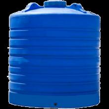 Вертикальная пластиковая бочка АКПОЛ
